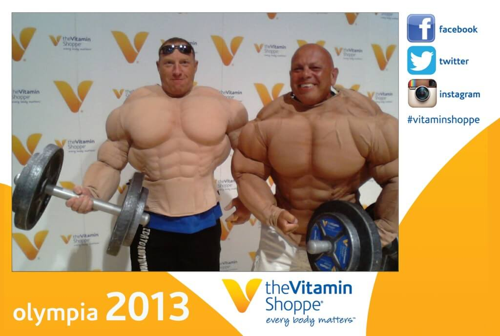 mr olympia vitamin shoppe