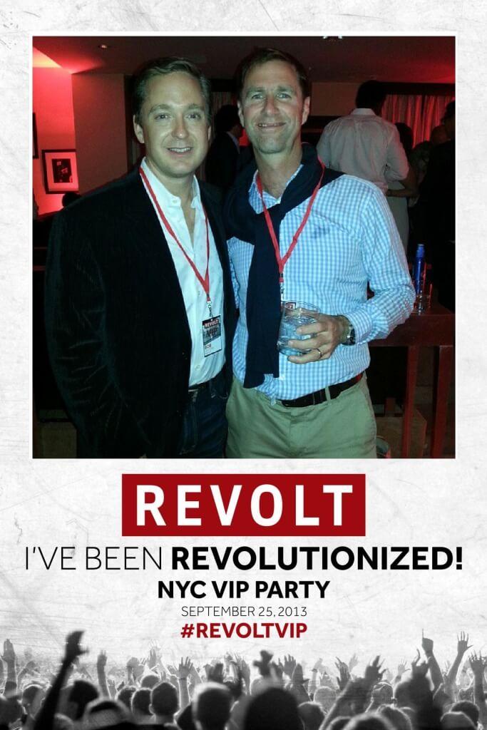 revolt instagram print station