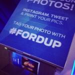 fordup instagram print station