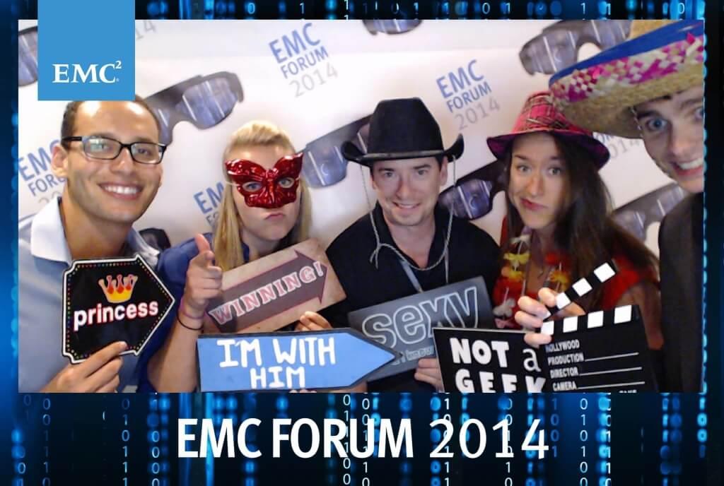 EMC Photo Kiosk
