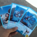 Instagram photo booth prints