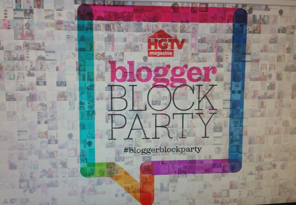 Blogger Block Party Social Hub