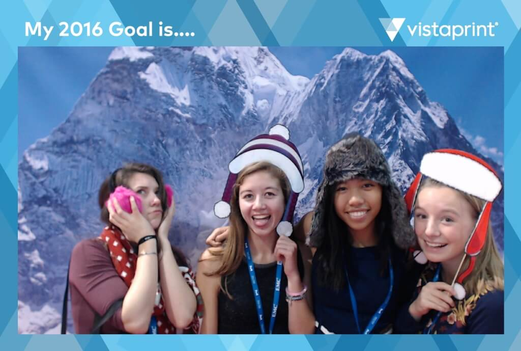 vistaprint photo booth