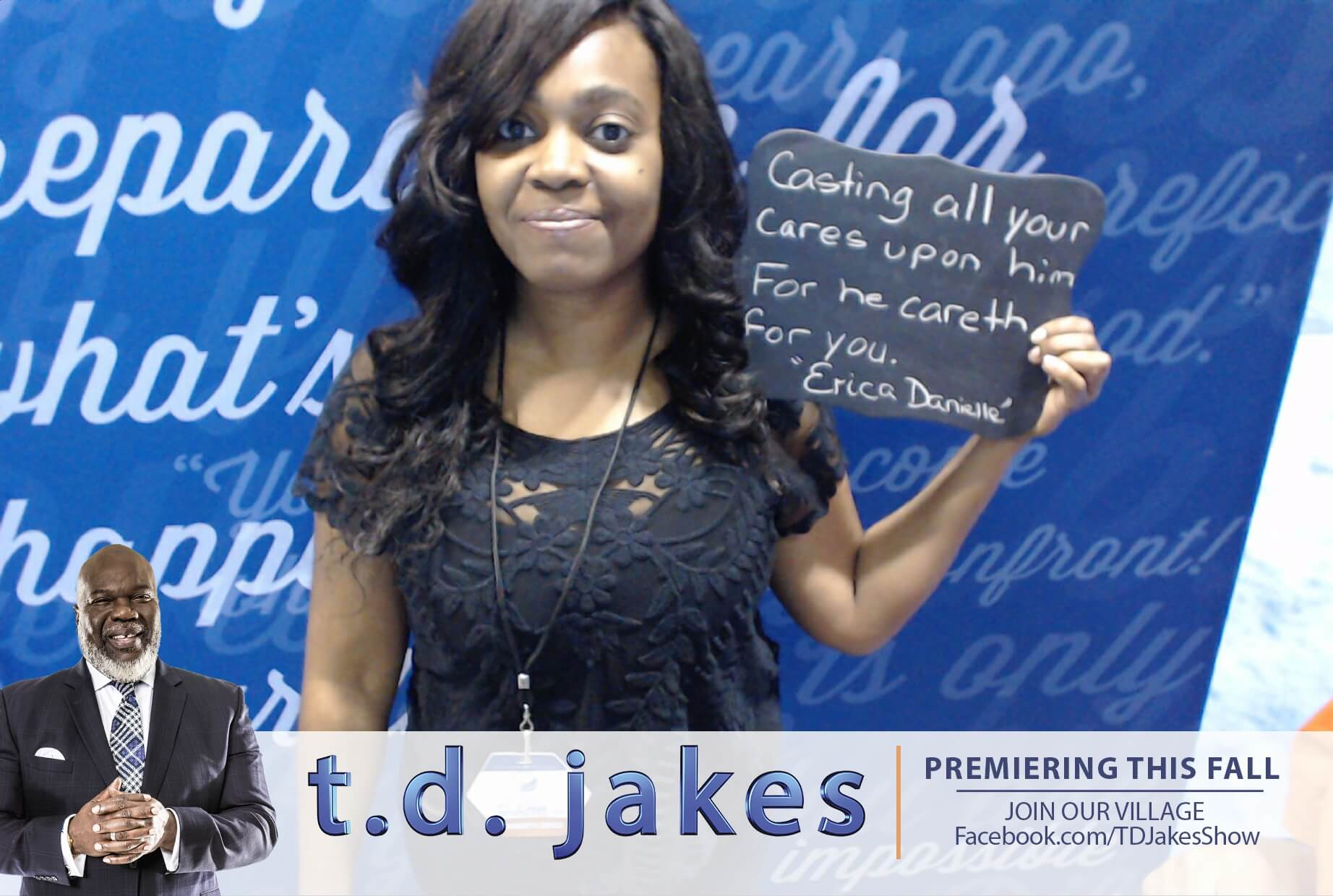 td jakes photo booth