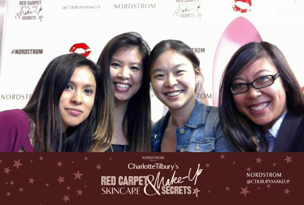 nordstroms photo booth