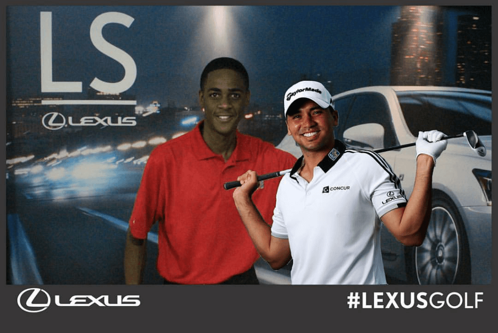 players championship photo booth kiosk activation