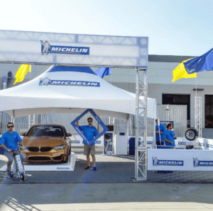 HRE Wheels Open House Hashtag Print Kiosk