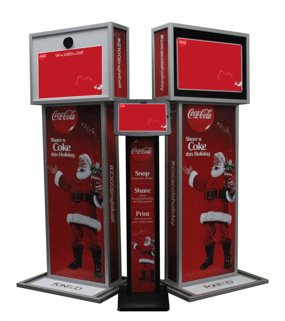 photo video kiosks