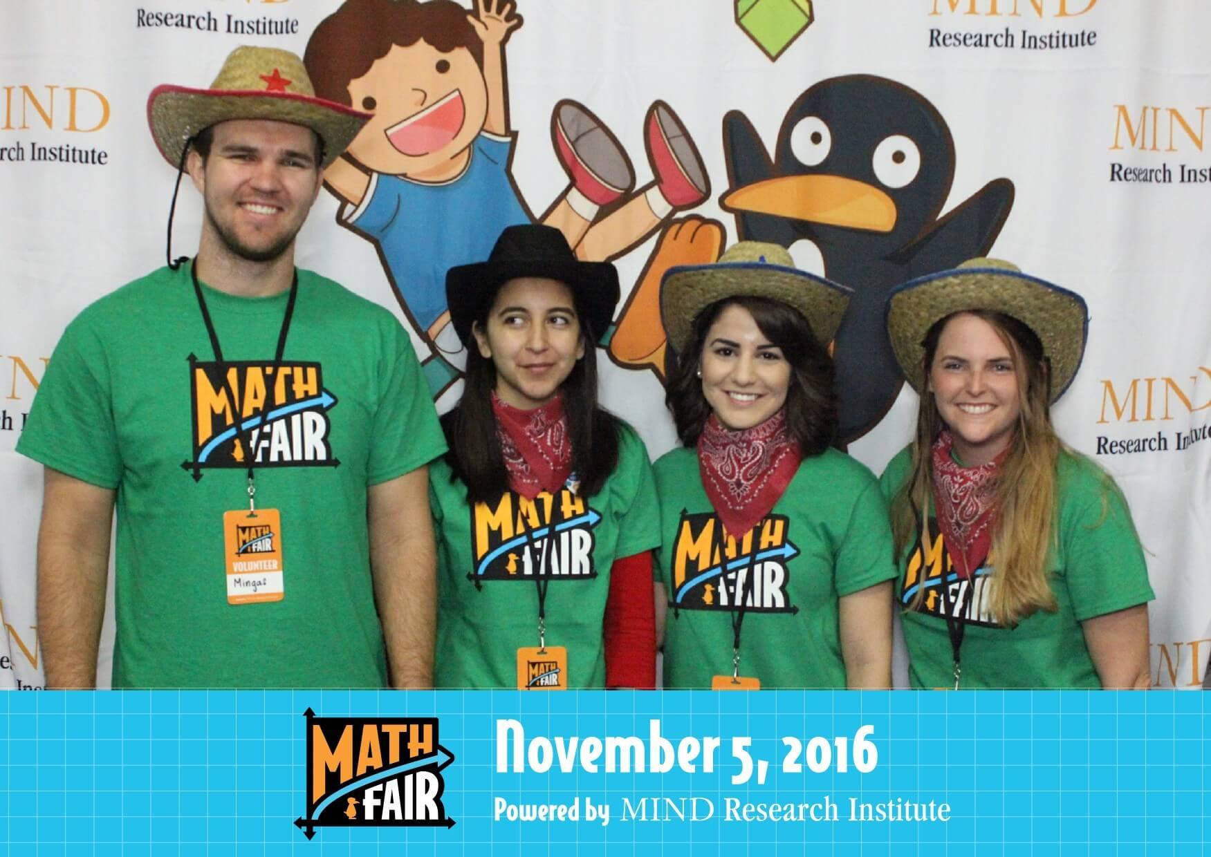 math fair social photo booth