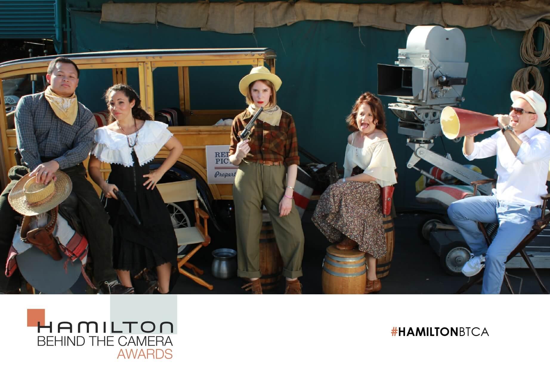 Hamilton BTCA Social Photo Booth Kiosk