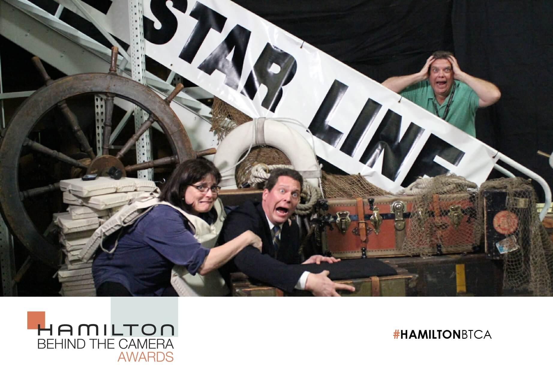 Hamilton BTCA Social Photo Booth