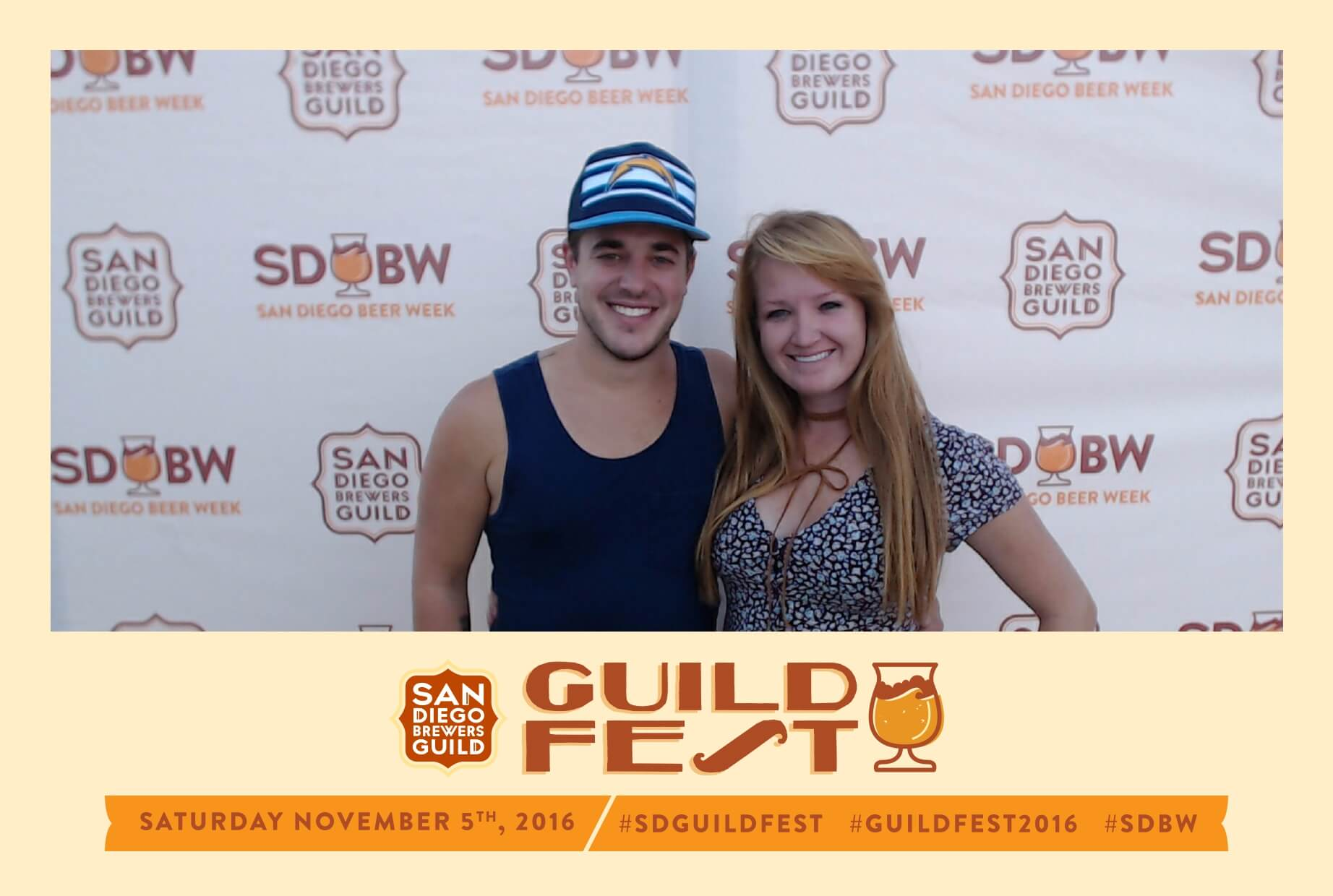 san diego guild fest photo booth