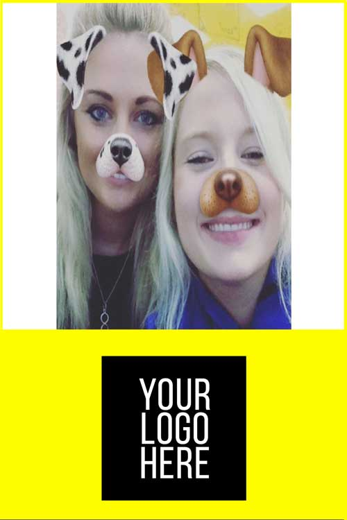 Print Snapchat Photo Booth
