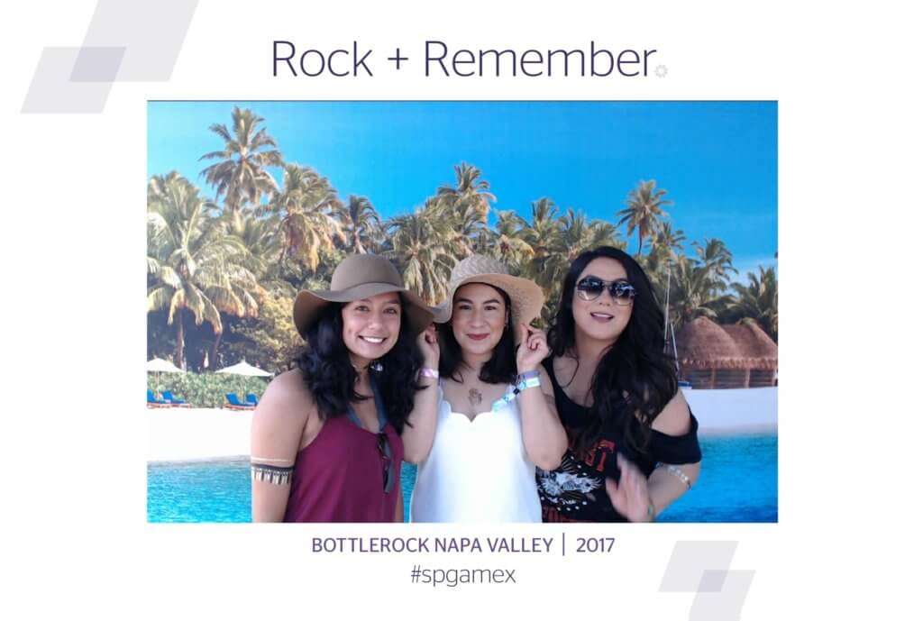 bottlerock napa photo booth