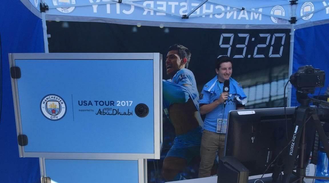 social video booth kiosk