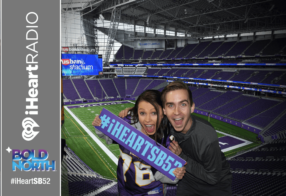 Green Screen Photo Booth Super Bowl